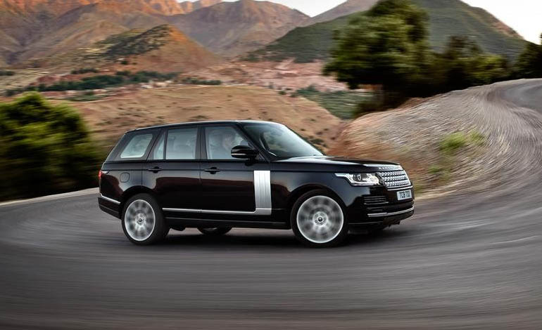 Range Rover Specialist in Essex